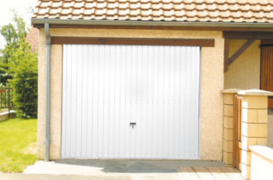 Gedibois portes de garage for Porte largeur standard