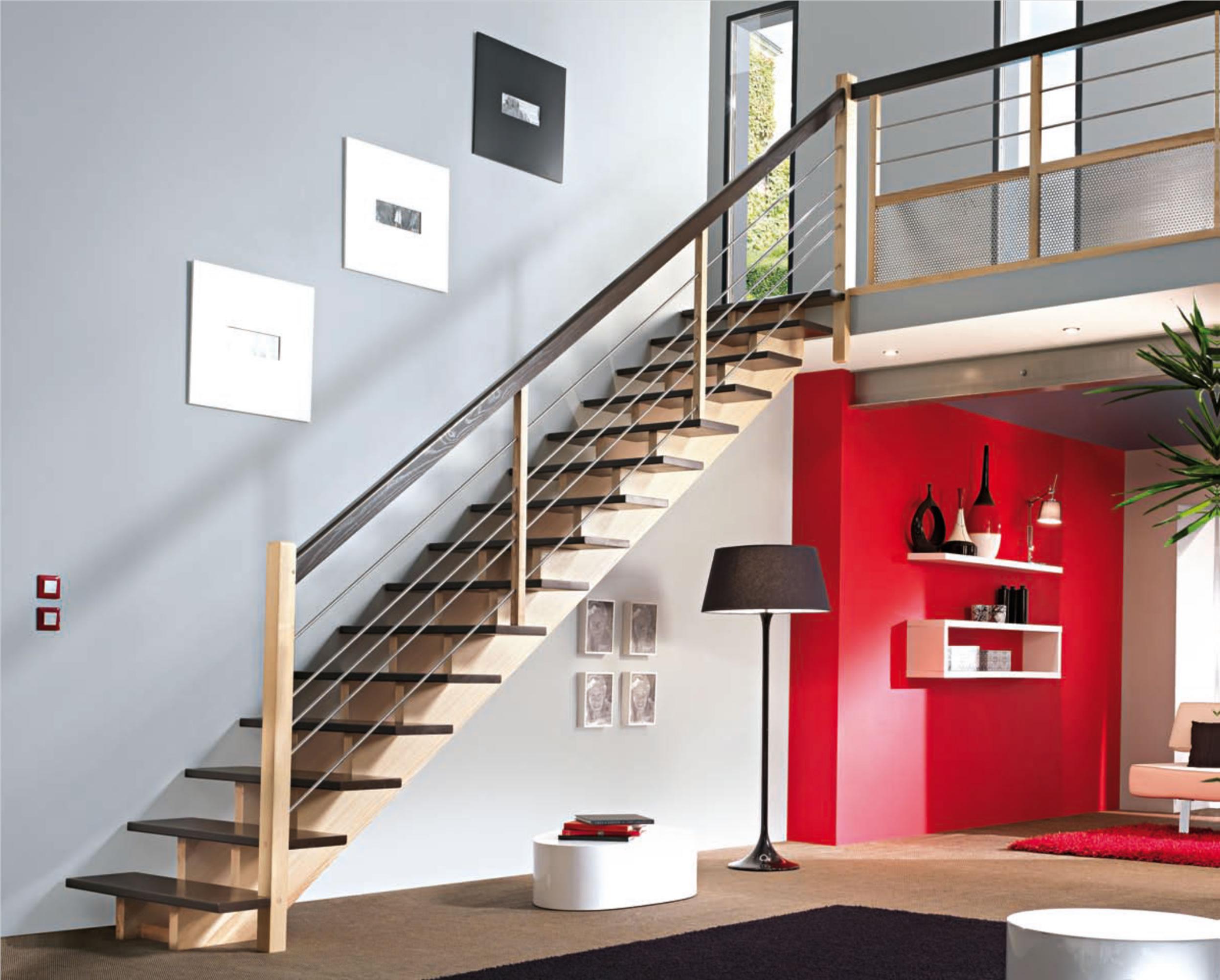Gedibois escaliers for Prix d un escalier sur mesure