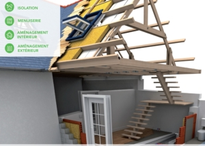 BDR gédibois, bois de construction pour professionnels