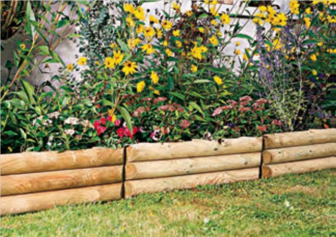 gedibois – Bacs à fleurs – Balancelles – Mobilier de jardin – Bordures